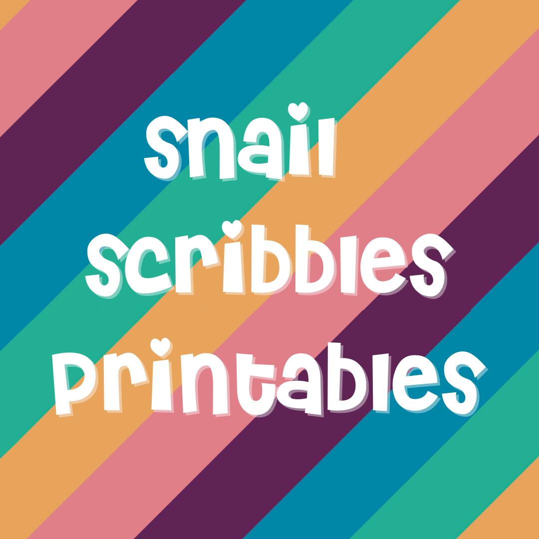 Snail Scribbles